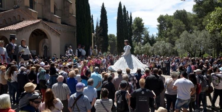 Els elements de cultura popular són dels que apleguen més públic a la Salut | Ràdio Sabadell