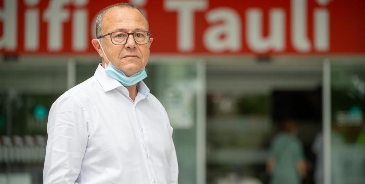 Joan Martí, director general de l'Hospital de Sabadell | Roger Benet