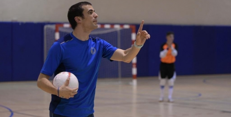 Borja Burgos afrontarà el segon any com a nedador | Arxiu