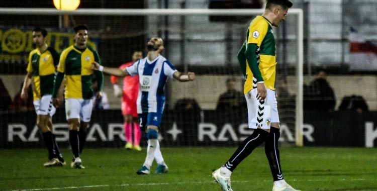 L'Espanyol B-Sabadell és l'últim partit jugat pels arlequinats fins a data d'avui   Sandra Dihör