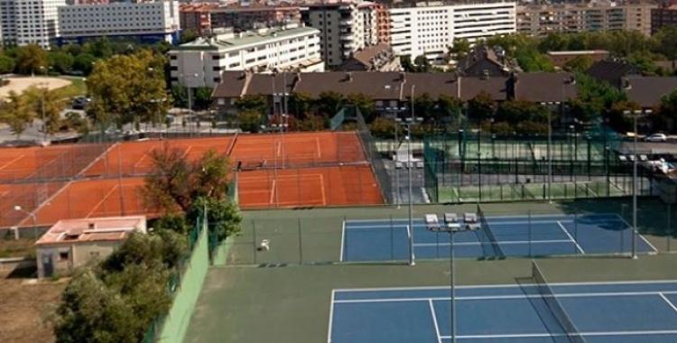 Les instal·lacions del carrer Prat de la Riba tornen a estar operatives   @clubtennissabadell