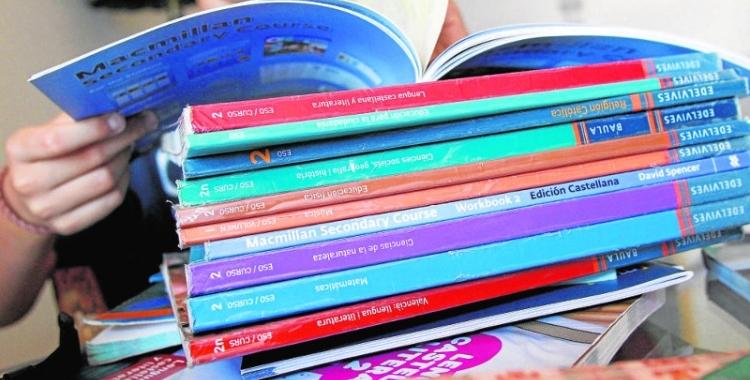 440.000 euros en beques de l'Ajuntament per a llibres imaterial escolar disponibles pel pròxim curs | Cedida