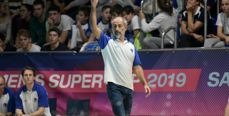 David Palma confia que hi haurà qualitat suficient com per defensar el títol de campió | Roger Benet