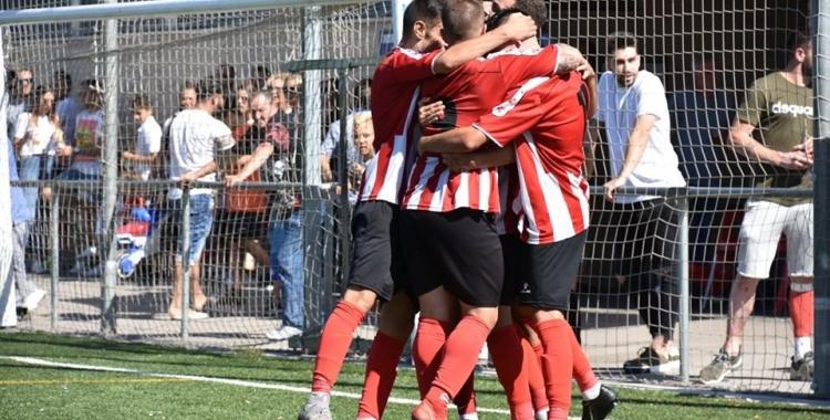 El Tibidabo només ha estat capaç de guanyar dos partits enguany | Arxiu