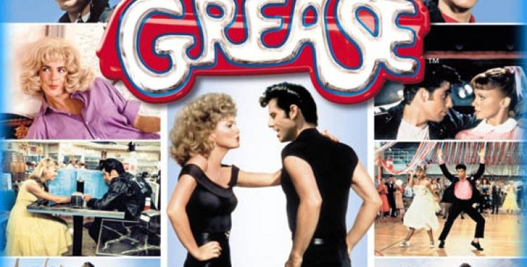 Imatge promocional de la pel·lícula 'Grease' (1978)