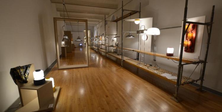 Una de les sales del Museu d'Art/ Roger Benet