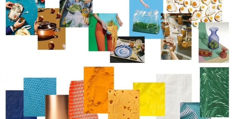 Aquesta és una de les cartes cromàtiques d'ESDi Color Lab per a la primavera/estiu 2022 | Cedida
