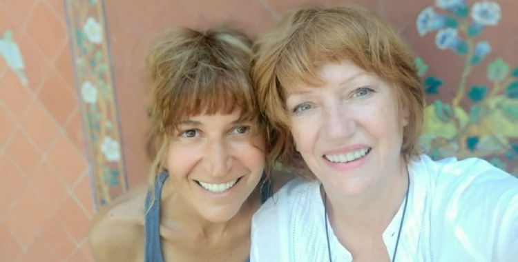 Sílvia Bel i Rosa Renom estrenaran a Sabadell 'Des de l'enyor de l'exili'   Cedida