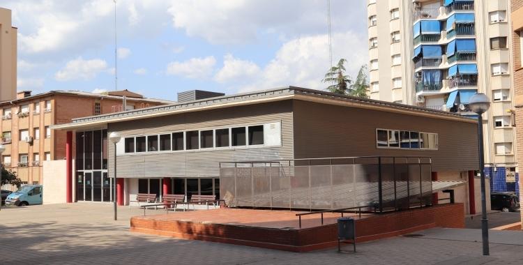 Imatge del centre cívic de la Concòrdia   Cedida