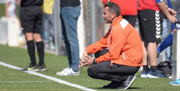 Jesús Rueda 'Betis' acumula 296 partits al capdavant de la Sabadellenca   Roger Benet