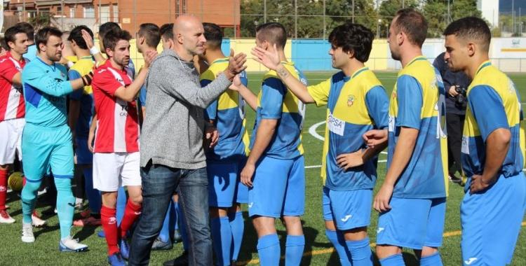 Jugadors com els germans Martí o Carlos Silva han renovat un any més   Adrián Arroyo