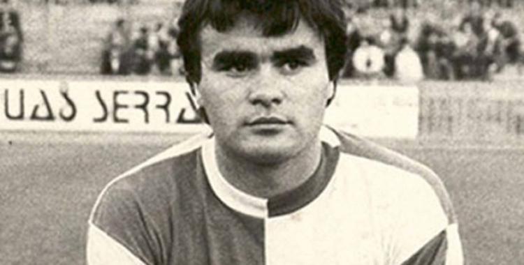 Fernando Muñoz va ser l'autor del gol que va donar l'ascens al Sabadell el 1977 | CE Sabadell