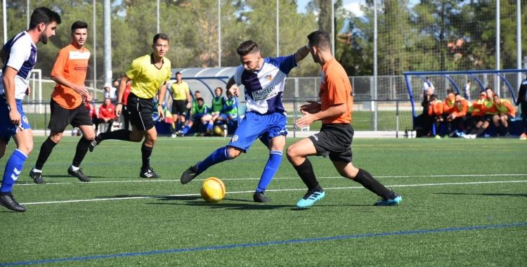 Sabadell 'B' i Sabadellenca es tornaran a veure les cares enguany en el grup 4 de Segona Catalana | CE Sabadell