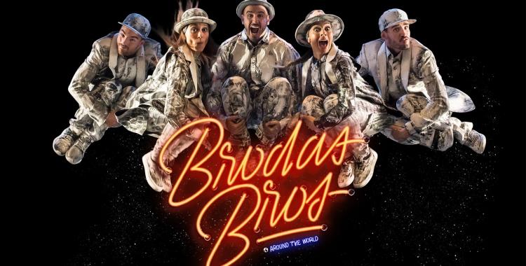 Brodas Bros torna als escenaris amb 'Around The World' al Teatre Victòria | Cedida