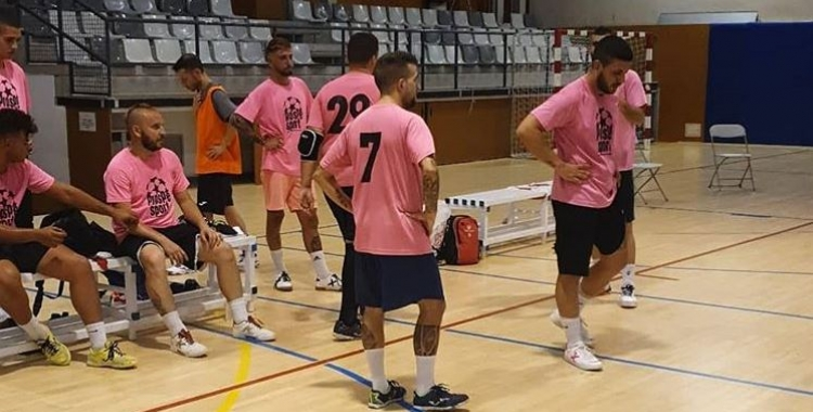 L'equip d'Els Merinals ultima els preparatius de cara al 'playoff' | Instagram