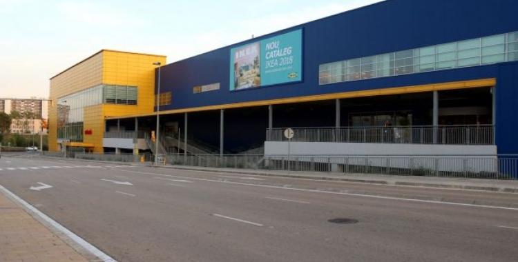 Ikea hauria d'haver tributat com a grans magatzems, segons el Contenciós Administratiu | ACN