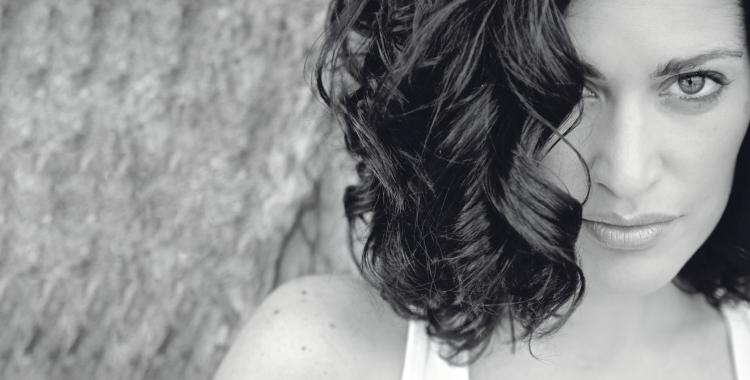 Elena Gadel és una habitual de les programacions d'UiU Promotors   Cedida
