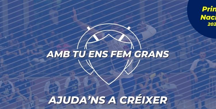 Imatge del cartell del micromecenatge | Creu Alta Sabadell Handbol