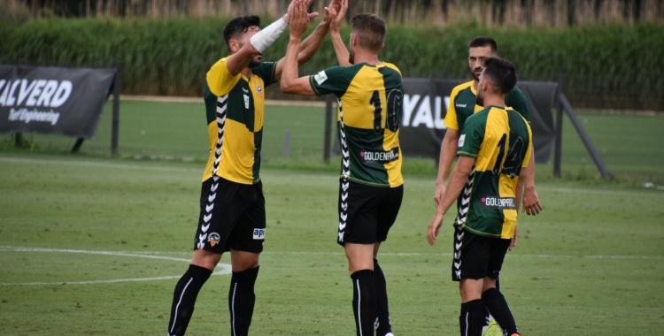 El Sabadell va jugar l'any passat un amistós al Royalverd | Críspulo Díaz