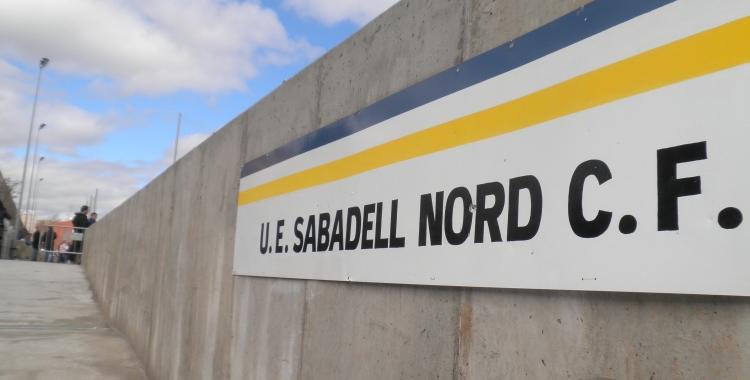El Sabadell Nord 2020/21 s'ha posat en marxa   Adrián Arroyo