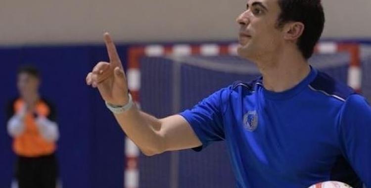 Borja Burgos ja va poder tenir sota les seves ordres tot l'equip | Arxiu/Instagram