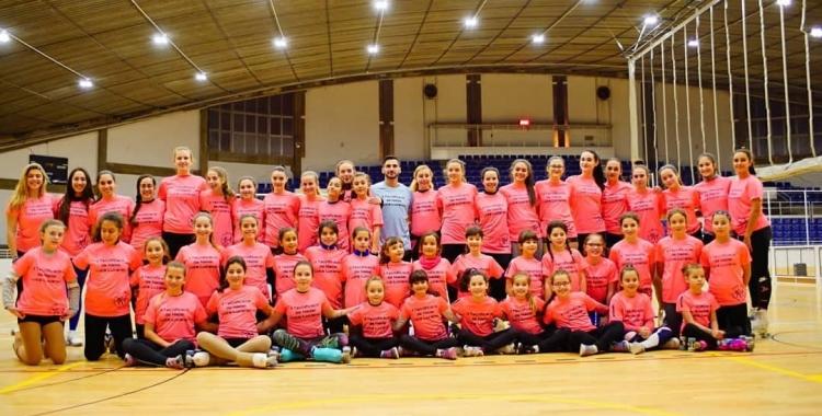 L'entitat compta amb unes 150 esportistes | CP Ciutat de Sabadell