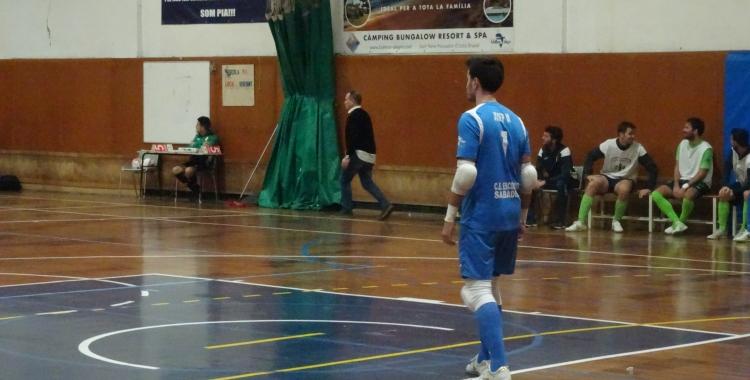Martínez, a Can Colapi la temporada passada   Arxiu