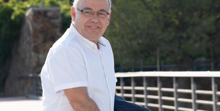 Pere Farrés al Parc Catalunya | Roger Benet