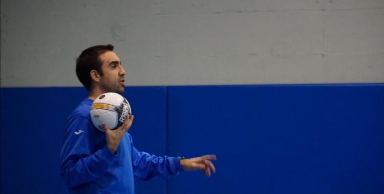 Xavi Muñoz tornarà a dirigir el primer equip creualtenc quatre anys després | FS Sabadell Femení