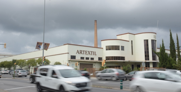 La UAB negocia amb l'Ajuntament obrir una seu a l'Artèxtil   Roger Benet