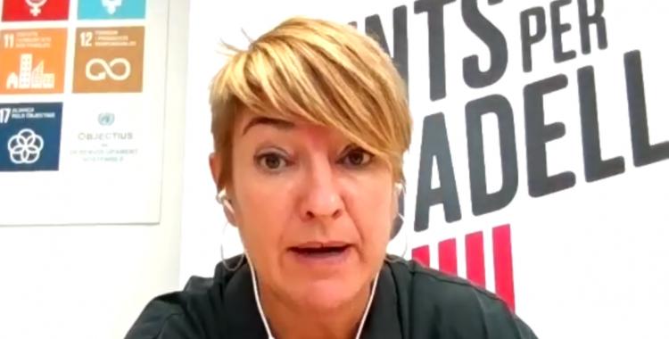 La portaveu de Junts, Lourdes Ciuró, presentarà la moció dimarts vinent | Ràdio Sabadell
