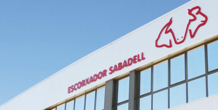 Imatge de l'escorxador de Sabadell | Cedida