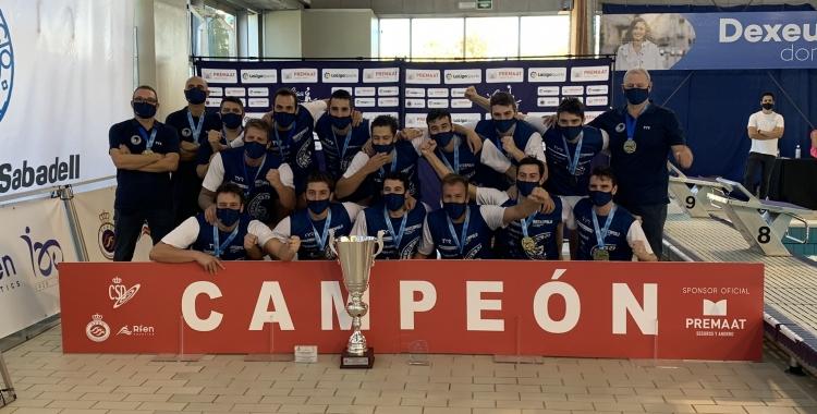 Alegria dels nois de l'Astralpool Natació Sabadell | CNS