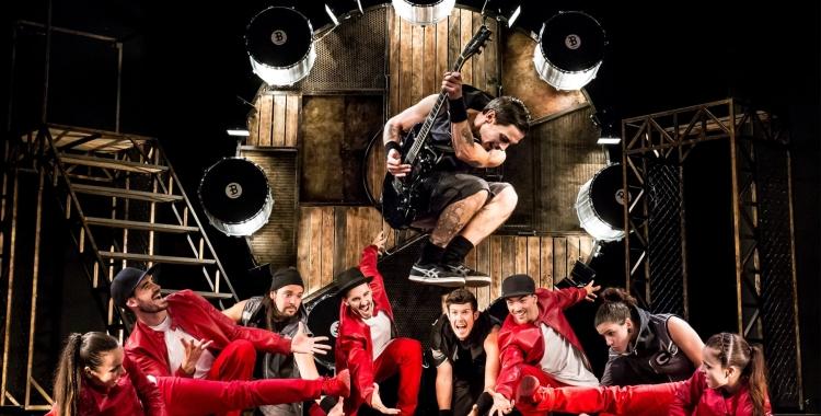 Brodas Bros, en una imatge promocional dels seus espectacles | Cedida