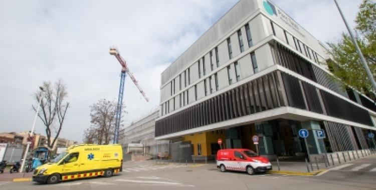Imatge de l'Hospital de Sabadell   Roger Benet