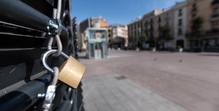 513 empreses sabadellenques han tancat entre el juny del 2019 i el juny del 2020 | Roger Benet