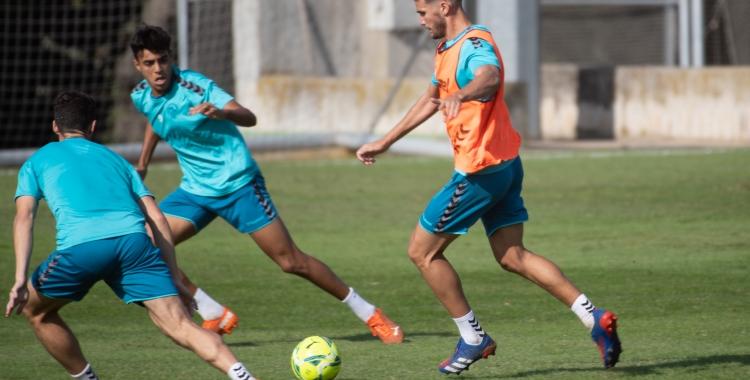 Adri Cuevas, convençut del potencial del Sabadell | Roger Benet