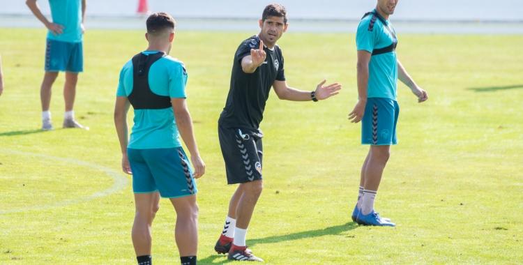 Hidalgo confia que demà arribi la primera victòria de la temporada | Roger Benet