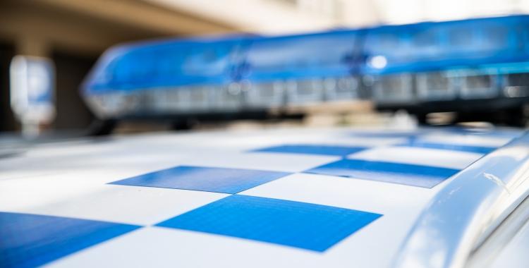 Vehicle de la Policia Municipal | Roger Benet
