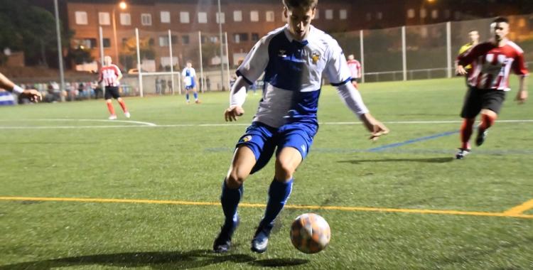 El segon equip del Centre d'Esports només ha pogut disputar un partit aquesta temporada | CE Sabadell