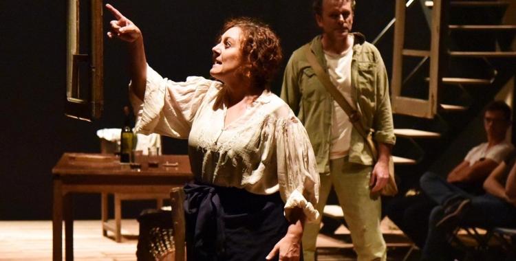 'Els Fusells de la senyora Carrar' tornen a Sabadell | Cedida