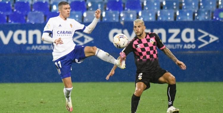 Zanimacchia i Stoichkov lluiten per una pilota   Real Zaragoza