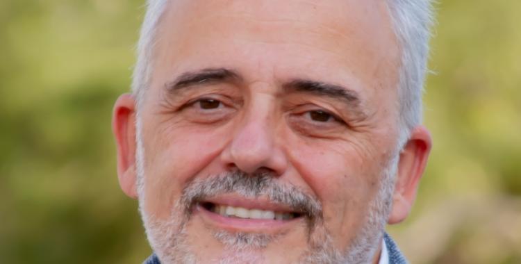 Javier Lafuente, nou rector/ Cedida UAB