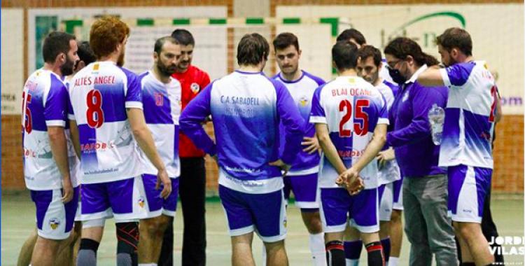 El Creu Alta Sabadell Handbol torna aquest cap de setmana davant el Sant Esteve Sesrovires   Jordi Vilas @Casabadell