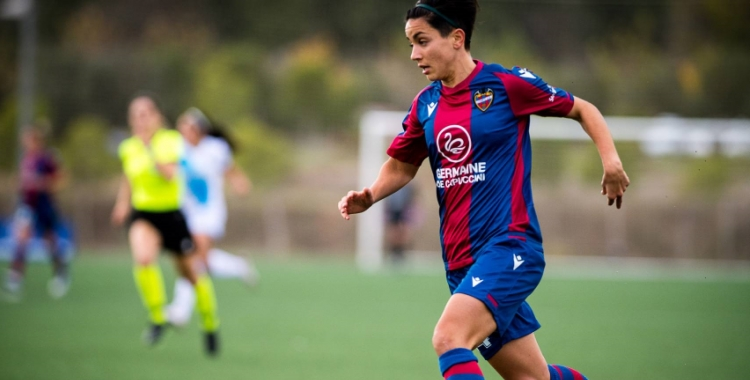 Carol Férez no tornarà a jugar fins la pròxima temporada | Levante UD