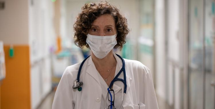 Marta Navarro, directora del Servei de Malalties Infeccioses del Parc Taulí | Roger Benet