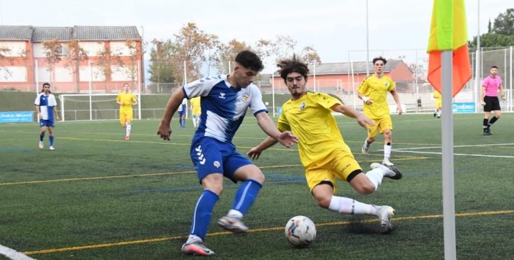 El juvenil arlequinat ve de guanyar el Huesca a Olímpia   FutBaseCES
