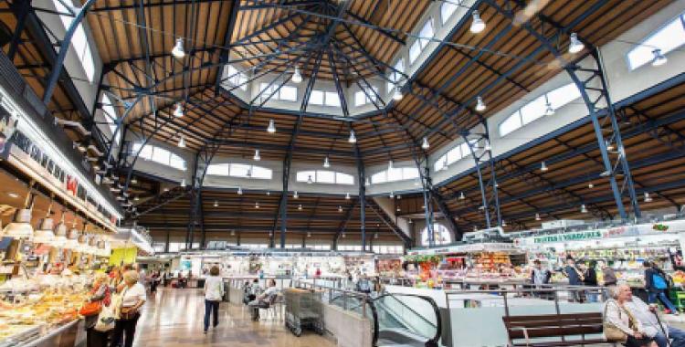 El Mercat Central celebra els seus noranta anys amb una exposició | Cedida