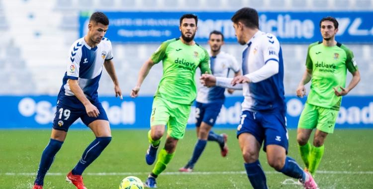 'Guru' i Víctor han fallat les dues grans ocasions del Sabadell | CES