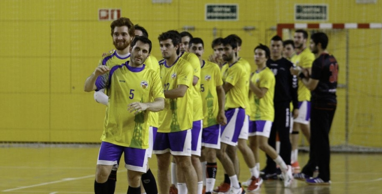 El Creu Alta Sabadell ha perdut els dos últims partits, però donant la cara contra equips de la part alta   Joan Carles Manzano
